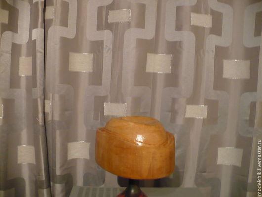 Манекены ручной работы. Ярмарка Мастеров - ручная работа. Купить 145 Болванка. Handmade. Болванка, шляпная болванка, болванка для фетра