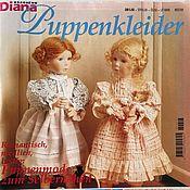 Материалы для творчества handmade. Livemaster - original item Diana Special - clothes for dolls. Handmade.