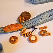 Куклы и игрушки ручной работы. Ярмарка Мастеров - ручная работа Миниатюрная  еда. Handmade.