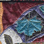 Для дома и интерьера ручной работы. Ярмарка Мастеров - ручная работа Покрывало  Когда звезды спускались с небес. Handmade.