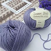 Материалы для творчества handmade. Livemaster - original item Debbie Bliss Cashmerino Aran Lilac. Handmade.