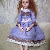 Куклы и игрушки ручной работы. Ярмарка Мастеров - ручная работа Кукла портретная. Handmade.