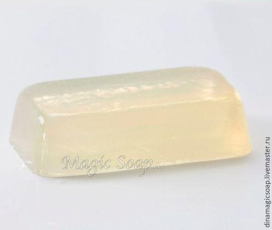 Материалы для косметики ручной работы. Ярмарка Мастеров - ручная работа. Купить Мыльная основа желеобразная Crystal Jelly Soap (0,5 кг). Handmade.
