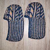 Аксессуары handmade. Livemaster - original item Jurabs 37-38p. - Kubachinsky knitted wool socks handmade. Handmade.