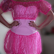 """Одежда ручной работы. Ярмарка Мастеров - ручная работа Платье """"Розовая Фея"""". Handmade."""