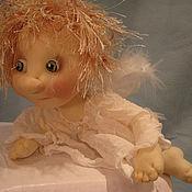 Куклы и игрушки ручной работы. Ярмарка Мастеров - ручная работа АНГЕЛОЧЕК МАЛЫШ. Handmade.