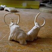 handmade. Livemaster - original item Mammoth. Handmade.