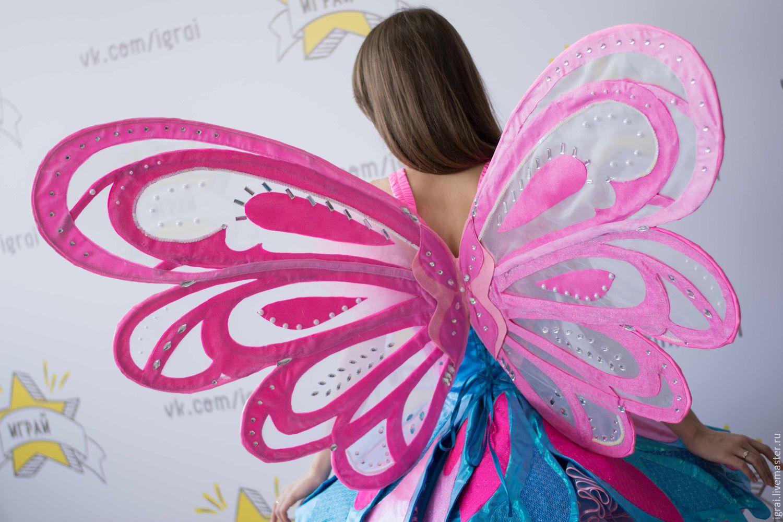Как сделать костюм с крыльями ангела как сделать крылья ангела своими 58