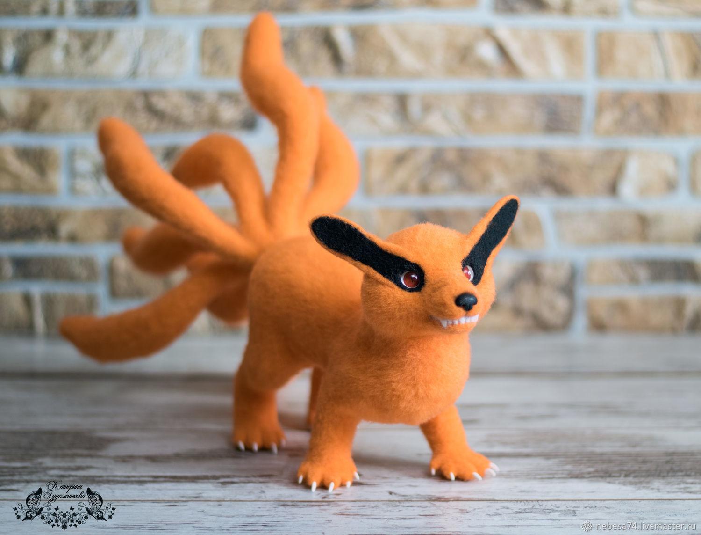 Fairy-Tale Dolls handmade. Livemaster - handmade. Buy Nine-tailed Demon Fox ( Nine-tail demon fox Kurama ).