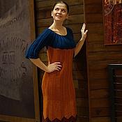 """Одежда ручной работы. Ярмарка Мастеров - ручная работа Платье """"Перу"""". Handmade."""
