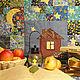Текстиль, ковры ручной работы. Ярмарка Мастеров - ручная работа. Купить Лоскутное покрывало-плед Вселенная за окном. Handmade.