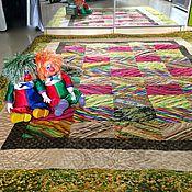 Для дома и интерьера ручной работы. Ярмарка Мастеров - ручная работа Солнечное утро покрывало. Handmade.