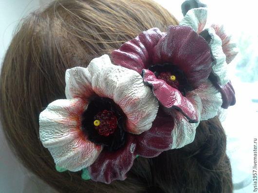 цветы из кожи. Туся. кожаные цветы. цветы кожаные. украшение из кожи. цветы из кожи в украшении. цветы из кожи фантазийные. цветы из кожи ручной работы. цветы из кожи купить. цветы из кожи заказать.