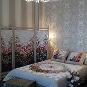 Свадебный салон ручной работы. Ярмарка Мастеров - ручная работа свадебное покрывало-одеяло-оберег. Handmade.