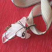 Украшения handmade. Livemaster - original item Crystal pendant