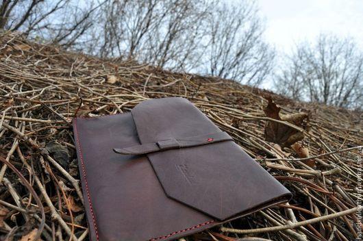 Чехол для планшета/ кожа быка/ исключительно ручная работа/ 2590 рублей/ Приглашаем Вас в гости http://vk.com/myhandsel