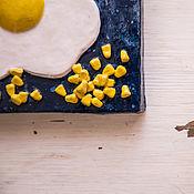 handmade. Livemaster - original item The eggs number 2. Handmade tile, ceramics. Handmade.
