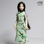 Куклы и игрушки handmade. Livemaster - original item AKEMI (12,5 cm). Handmade.