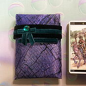 Фен-шуй и эзотерика handmade. Livemaster - original item Case for Tarot, Oracle 11*16 cm.. Handmade.