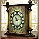 Часы-`Старина`,для дома ручной работы.Антонова Ирина.Ярмарка Мастеров.