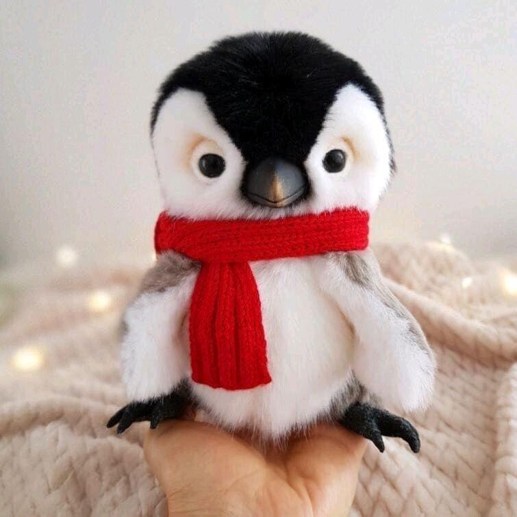 Мягкая игрушка Пингвиненок, Мягкие игрушки, Волгоград,  Фото №1
