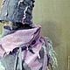 Шапки ручной работы. Ярмарка Мастеров - ручная работа. Купить шапка валяная и шарф-бактус. Handmade. Серый, шапка для зимы