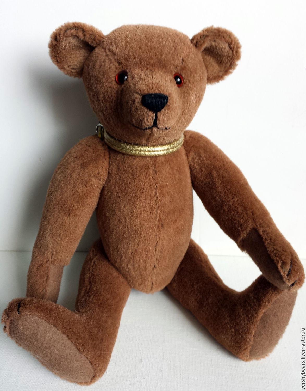 bear KRASS, Stuffed Toys, Moscow,  Фото №1