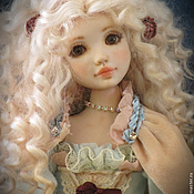 """Куклы и игрушки ручной работы. Ярмарка Мастеров - ручная работа Розали """"Волшебный сад"""" продана. Handmade."""