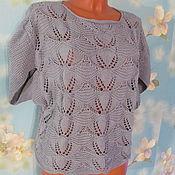 Одежда handmade. Livemaster - original item The Vest Is Cotton. Handmade.