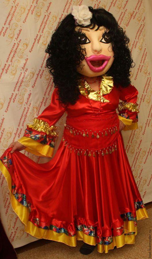 Портретные куклы ручной работы. Ярмарка Мастеров - ручная работа. Купить ростовые куклы. Handmade. Кукла ручной работы, Праздник