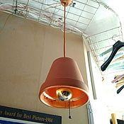Для дома и интерьера ручной работы. Ярмарка Мастеров - ручная работа Декоративная люстра Potty. Handmade.