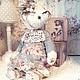 Мишки Тедди ручной работы. Ярмарка Мастеров - ручная работа. Купить Мишка Коко. Handmade. Мишка, винтаж, опилки