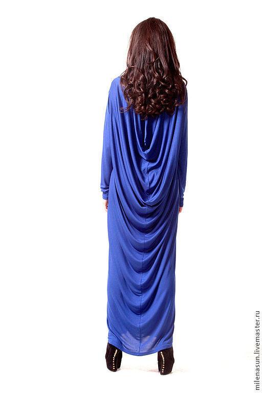 Платья ручной работы. Ярмарка Мастеров - ручная работа. Купить Платье Royal Blue. Handmade. Платье, Коктейльное платье