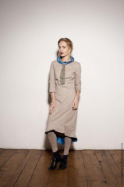 Платья ручной работы. Ярмарка Мастеров - ручная работа. Купить Фигурное платье-футляр с яркой отделкой. Handmade. Однотонный