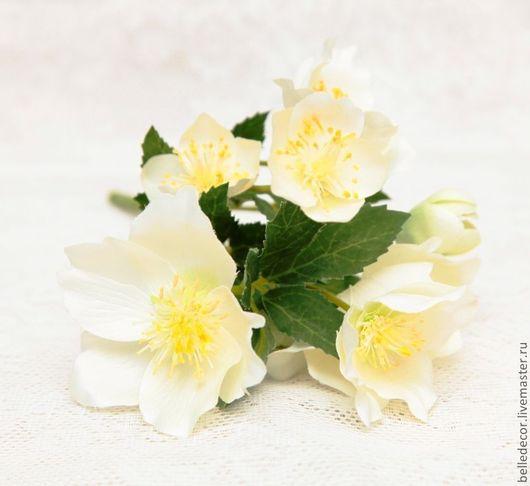 Искусственные растения ручной работы. Ярмарка Мастеров - ручная работа. Купить Букет морозник - 23 см 2719-10. Handmade.