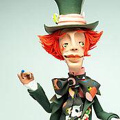 Куклы и игрушки ручной работы. Ярмарка Мастеров - ручная работа Шляпник. Handmade.