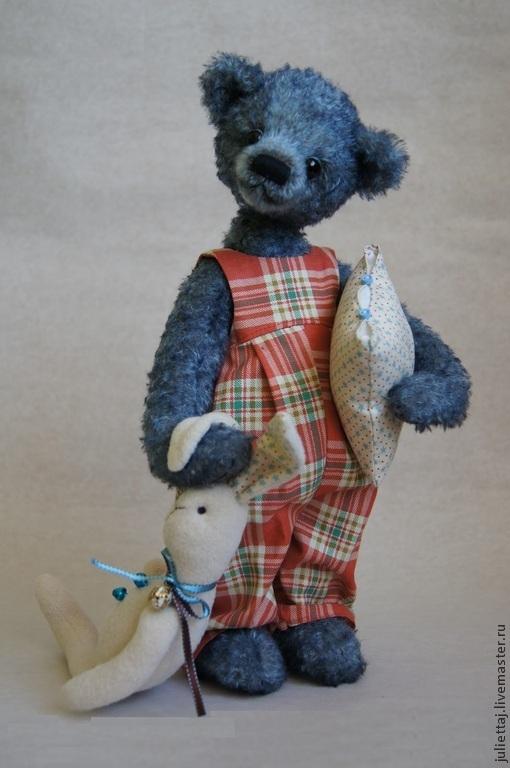 Куклы и игрушки ручной работы. Ярмарка Мастеров - ручная работа. Купить Выкройка мишки Тедди Давид. Handmade. Выкройка