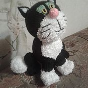 Куклы и игрушки ручной работы. Ярмарка Мастеров - ручная работа Кот Джесс. Handmade.