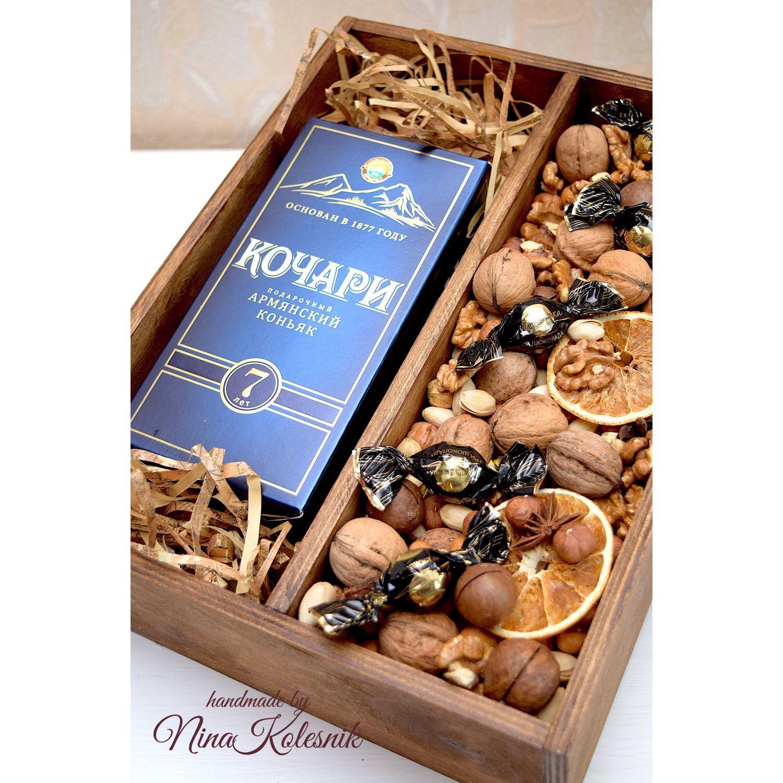 Деревянный ящик для упаковки подарка, Ящики, Москва,  Фото №1