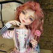 Куклы и пупсы ручной работы. Ярмарка Мастеров - ручная работа Воображуля)). Handmade.