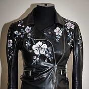 """Одежда ручной работы. Ярмарка Мастеров - ручная работа Куртка """"Сакура"""". Handmade."""