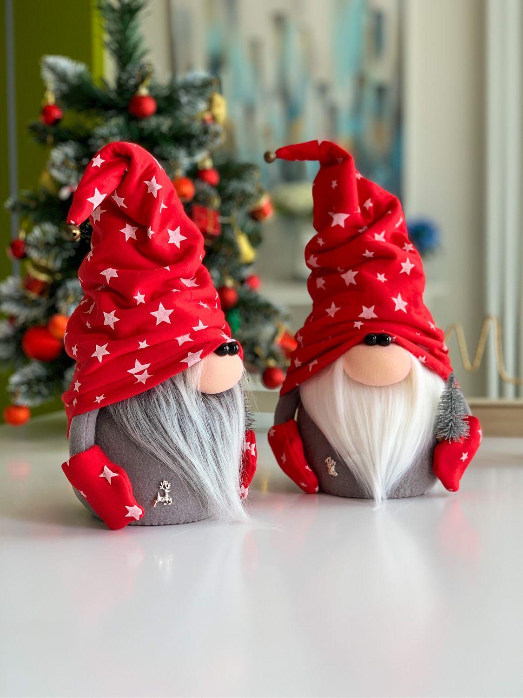 Рождественские Гномы, Игрушки, Москва,  Фото №1