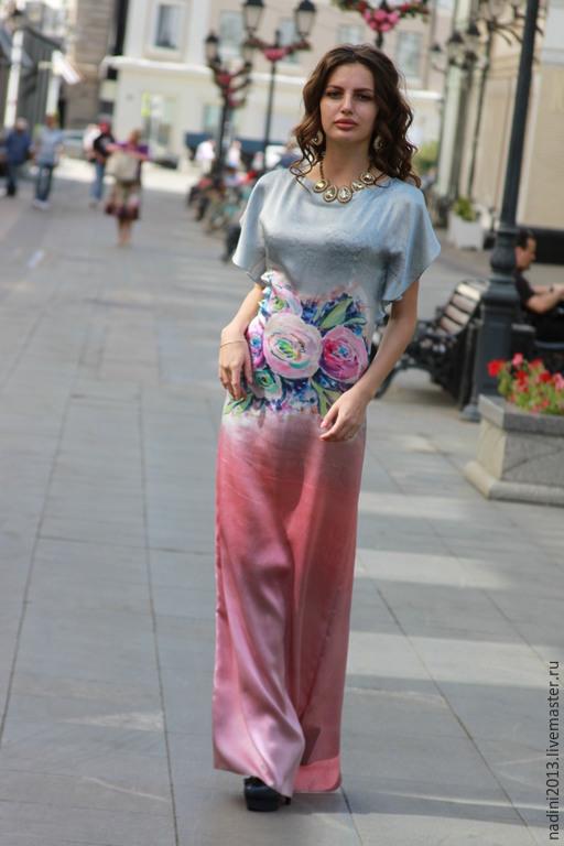 Платья батик купить москва