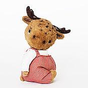 Куклы и игрушки ручной работы. Ярмарка Мастеров - ручная работа Рудольф. Handmade.