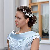 Свадебный салон handmade. Livemaster - original item Wedding sprig. Wedding decoration. Handmade.