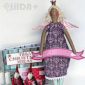 """Куклы и игрушки ручной работы. Ярмарка Мастеров - ручная работа Кукла Тильда """"Рождественский ангел"""". Handmade."""