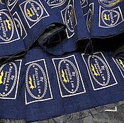 Материалы для творчества ручной работы. Ярмарка Мастеров - ручная работа Ваш отличительный знак Этикетка Ручная работа Бирка авторские работы. Handmade.