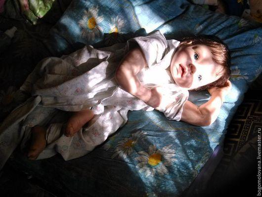 Куклы-младенцы и reborn ручной работы. Ярмарка Мастеров - ручная работа. Купить кукла реборн ПРОДАН. Handmade. Реборн, винил