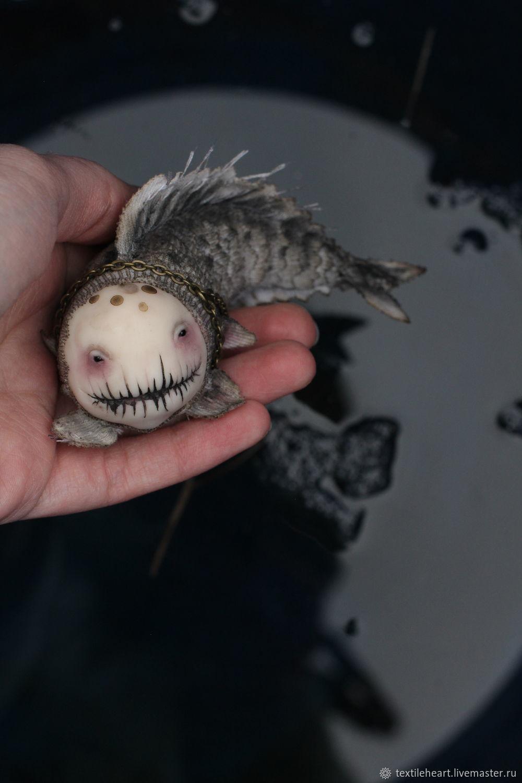 В темных водах, Интерьерная кукла, Тверь,  Фото №1