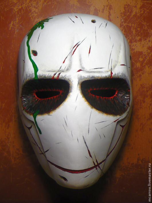 Карнавальные костюмы ручной работы. Ярмарка Мастеров - ручная работа. Купить Индивидуальная авторская маска (Тимофеев С.) в стиле Army of Two. Handmade.